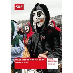 Basler Fasnacht 2016 - Mer mache dicht