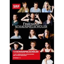 13 Schauspielschüler