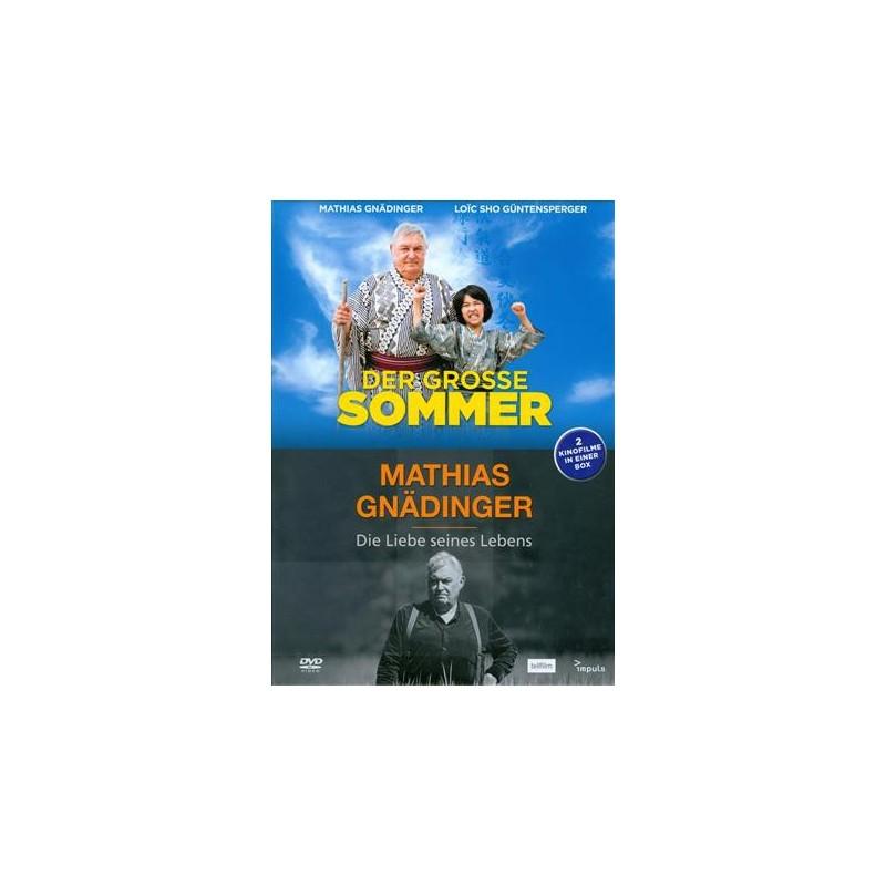 Der grosse Sommer / Mathias Gnädinger - Die Liebe seines Lebens