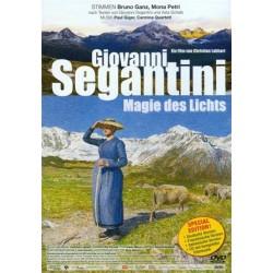 Giovanni Segantini - Magie des Lichts - Special Edition DVD + CD