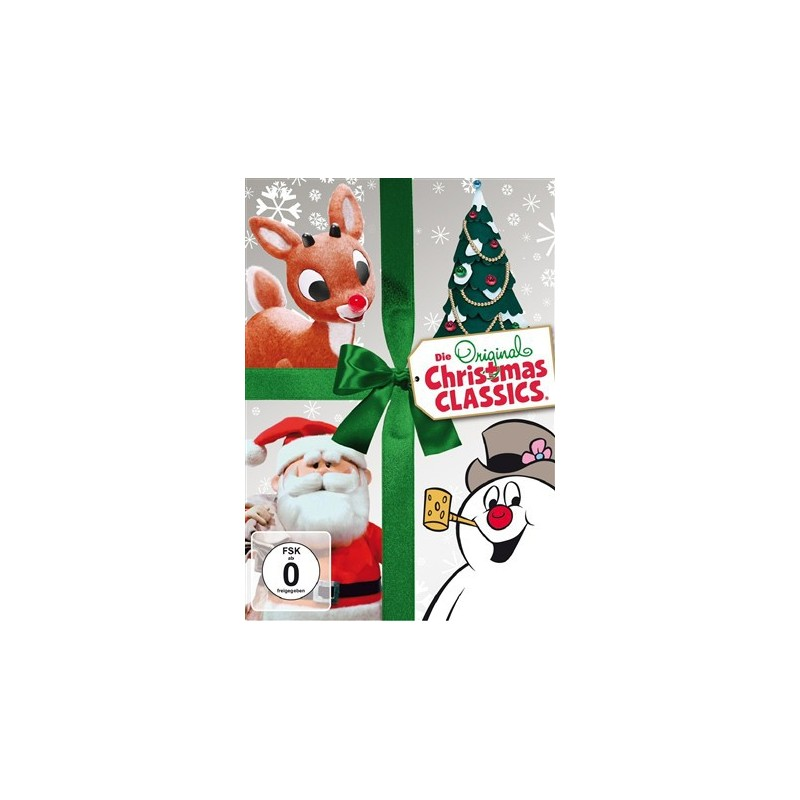 Die Original Christmas Classics Frosty der Schneemann / Rudolph mit der roten Nase (2 DVDs)