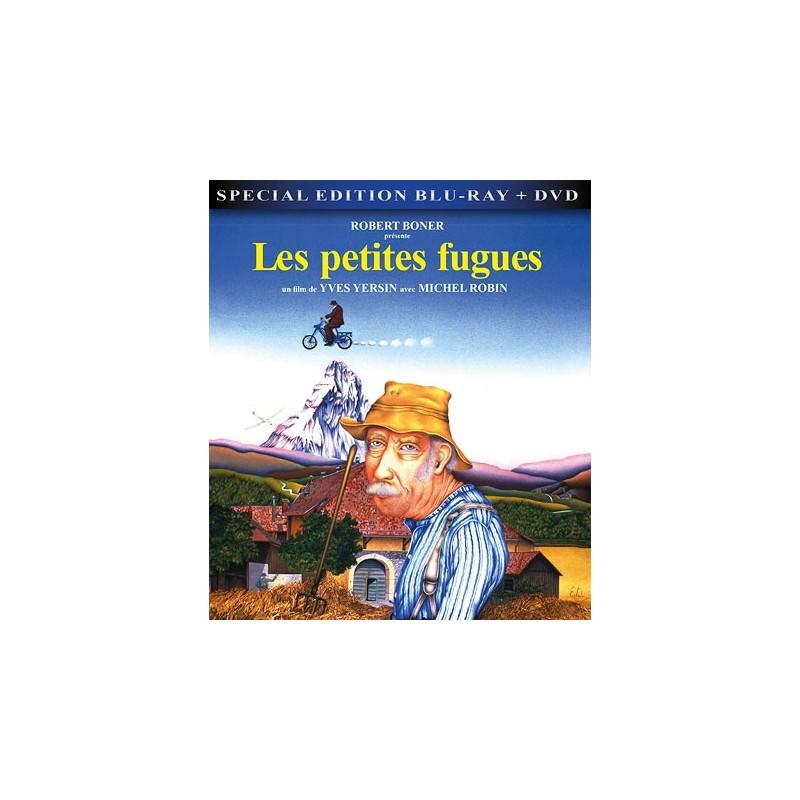 Petites fugues - Blu-Ray + DVD