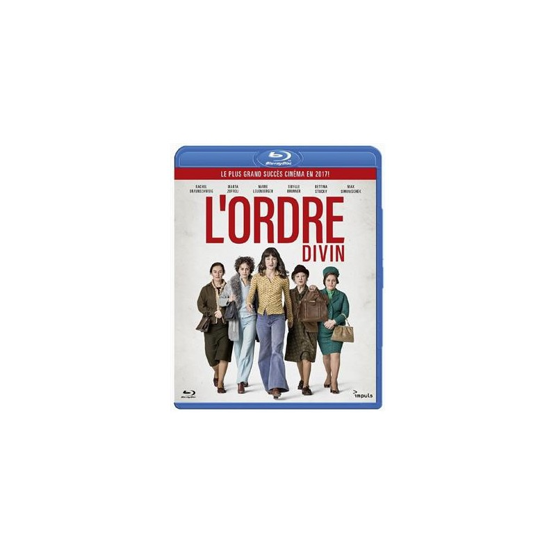 L'ordre divin (édition française) - Blu-ray
