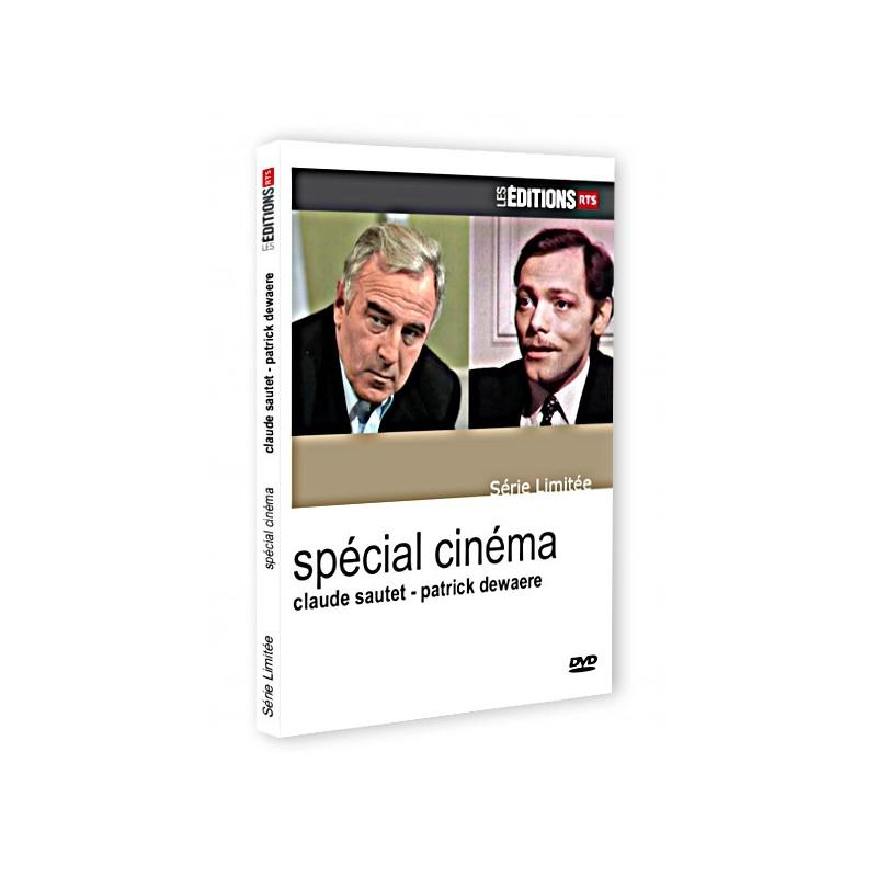 Spécial Cinéma - Jean Carmet, Annie Girardot et Marie-France Pisier
