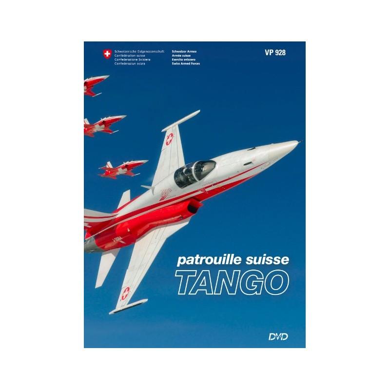 Patrouille suisse Tango - DVD