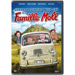 L'extraordinaire week-end de la famille Moll (DVD)