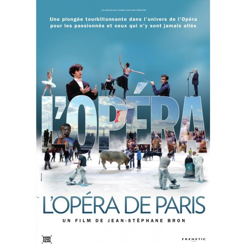 L'Opéra de Paris (DVD)