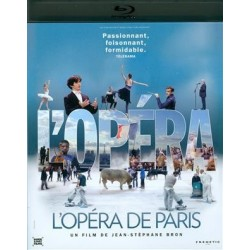 L'Opéra de Paris (Blu-ray)