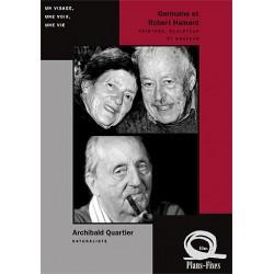 Germaine et Robert Hainard 1023/ Archibald Quartier 1039