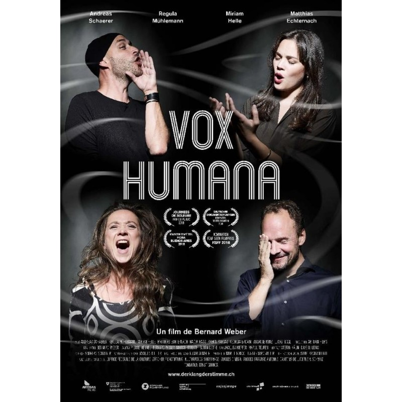 Vox Humana (French Edition)