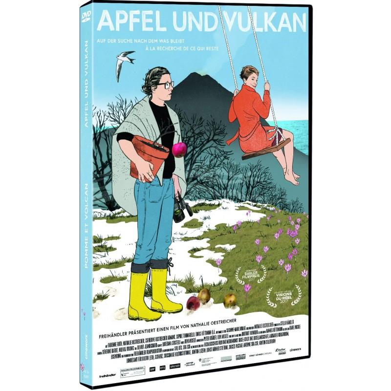 Apfel und Vulkan – auf der Suche nach dem was bleibt