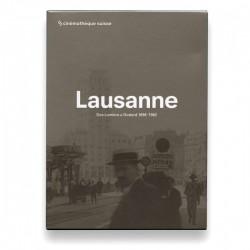 Lausanne – des Lumière à Godard 1896-1982