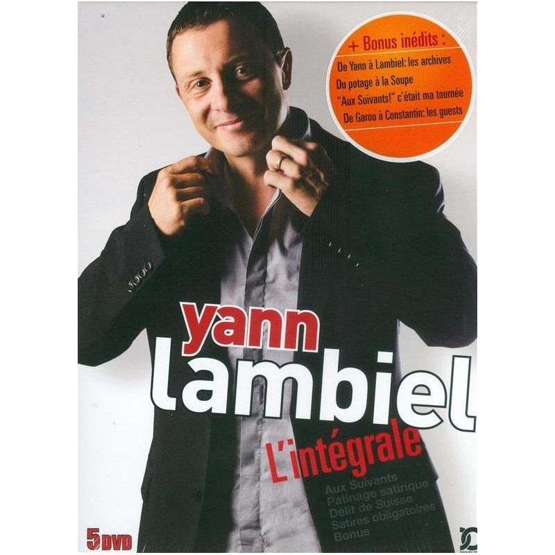 Yann Lambiel - L'intégrale