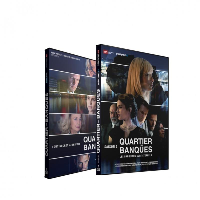 Quartier des Banques – Pack saisons 1-2