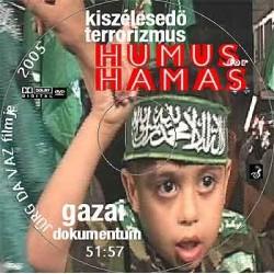HUMUS for HAMAS (Sous-titres hongrois)