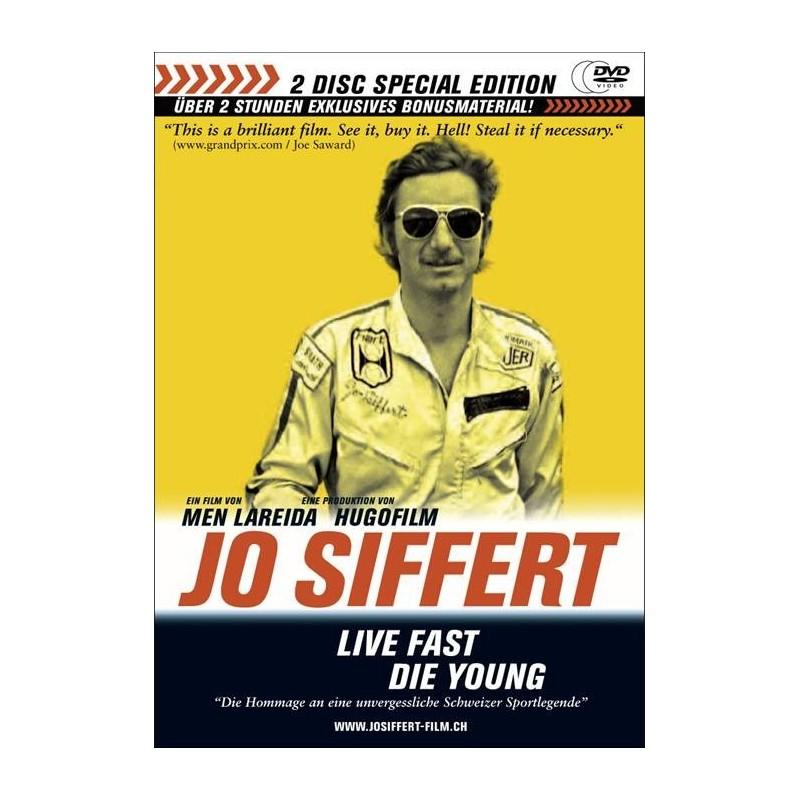 Jo Siffert Live Fast Die Young (Französische Fassung)