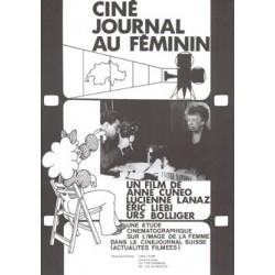 Cinéjournal au féminin/Die Frau in der SchweizerFilmwochenschau
