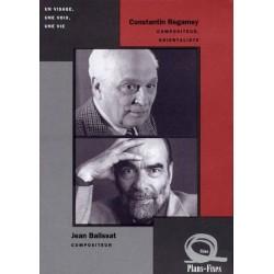 Jean Balissat 1195 / Constantin Regamey 1001