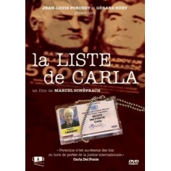 La Liste de Carla (Französische Fassung)