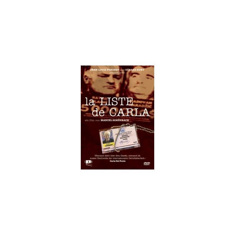 La Liste de Carla (Deutsche Fassung)