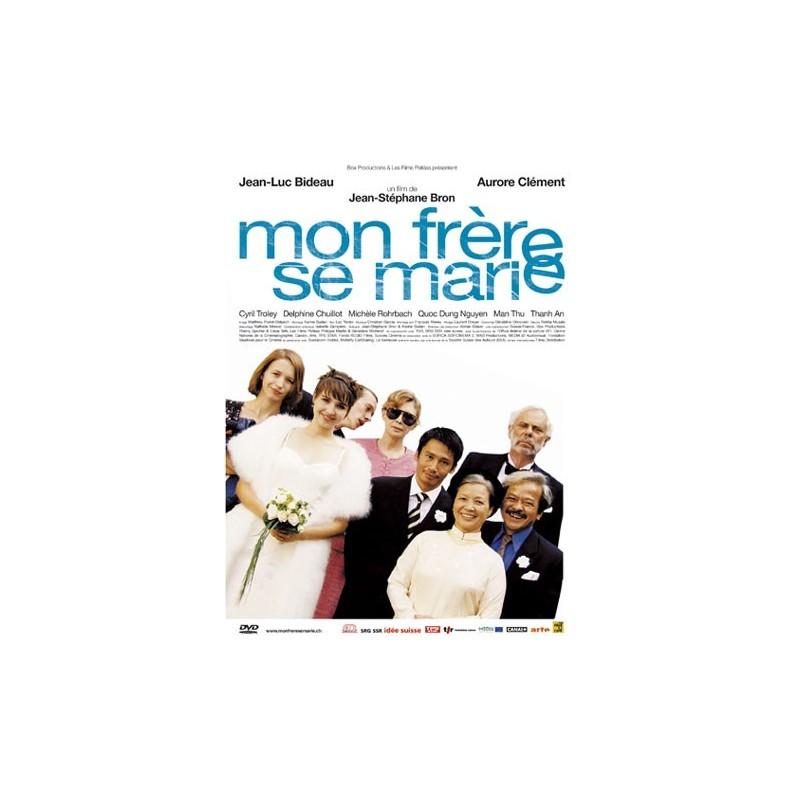 DVD Mon frère se marie - version française