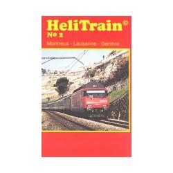 HeliTrain N° 2: Montreux - Lausanne - Genève