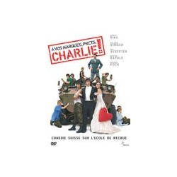 DVD Achtung, fertig, Charlie! (French edition)