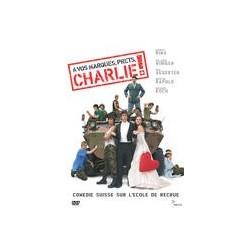 DVD A vos marques, prêts, Charlie! (Edition française)
