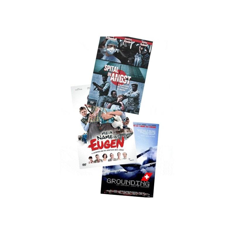 Pack 3 DVD Michael Steiner