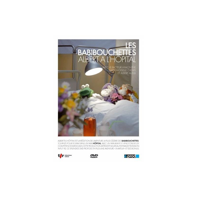 Les Babibouchettes - Albert à l'hôpital