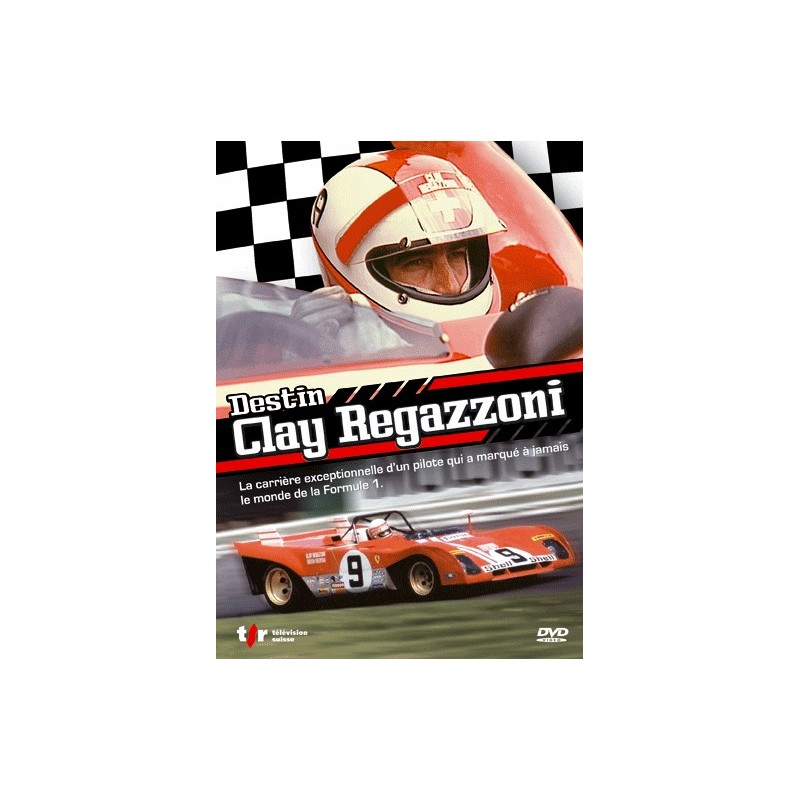 Clay Regazzoni (version française)