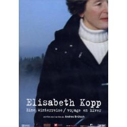 Elisabeth Kopp - Voyage en hiver