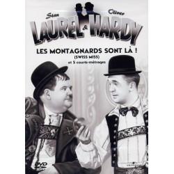 Laurel & Hardy : Les montagnards sont là !