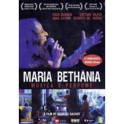 Maria Bethânia, música é perfume