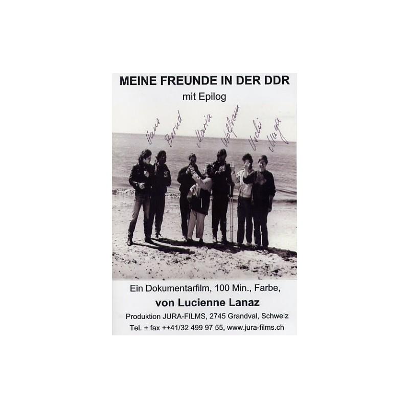 Meine Freunde in der DDR (version allemande)
