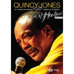 Quincy Jones, 50 years in music - Live at Montreux 1996